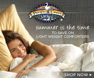 Pacific Coast Luxury Bedding